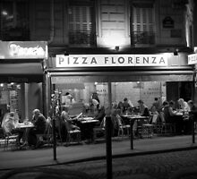 Pizza Florenza by Peter Horsman