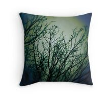 whirly Throw Pillow