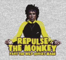 Repulse the Monkey by matttluchowski