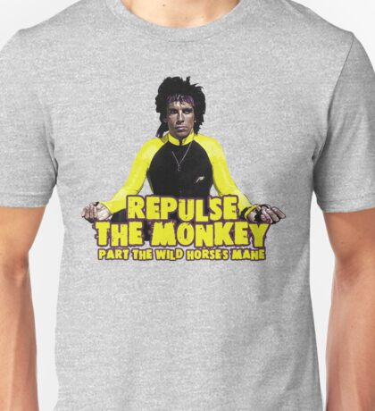 Repulse the Monkey Unisex T-Shirt