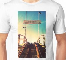 ...And Enjoy The Ride Unisex T-Shirt