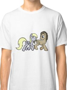 Time Bubbles - No Background Classic T-Shirt
