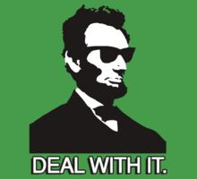 Abraham Lincoln - Deal with it by bakery
