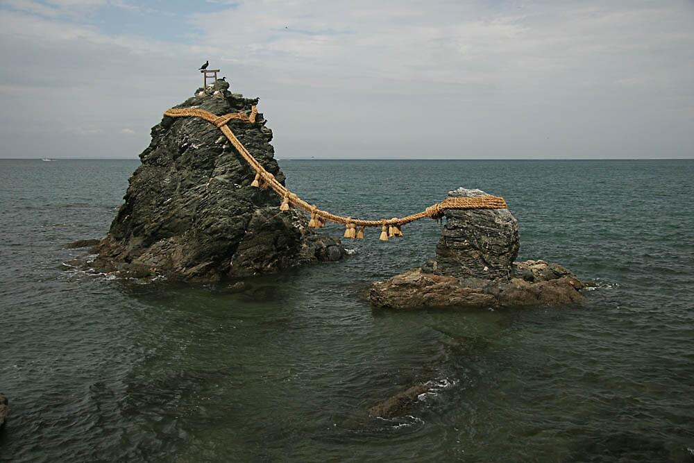 The Wedded Rock by Trishy