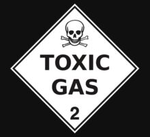 Toxic Gas by Tim Bates