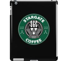 Stargate Coffee Tau'ri iPad Case/Skin