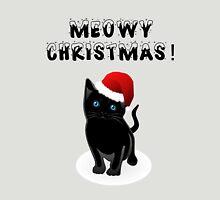 santa kitten Unisex T-Shirt