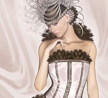 Vintage Vogue by ForbiddenWhispers