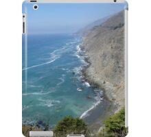 Ragged Point at Big Sur iPad Case/Skin