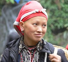 Sapa Woman by skyb
