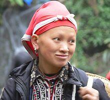 Sapa Woman by skyb