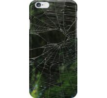 Spider Web iPhone Case/Skin