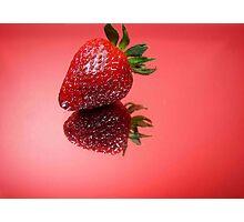 Berry Bright Photographic Print