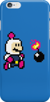 BomberMario by byway