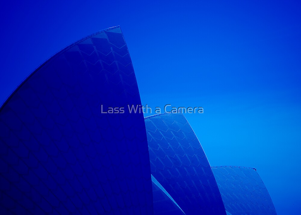 Opera House Blues by Lass With a Camera