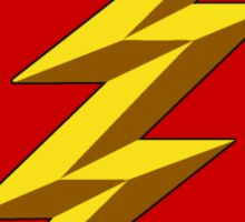 The Flash logo Sticker