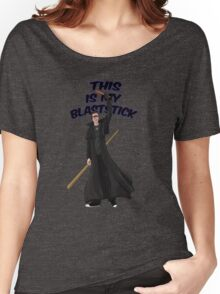 This is my blast-stick Women's Relaxed Fit T-Shirt