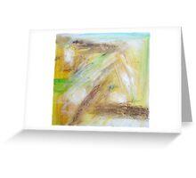 fallen trees IV Greeting Card