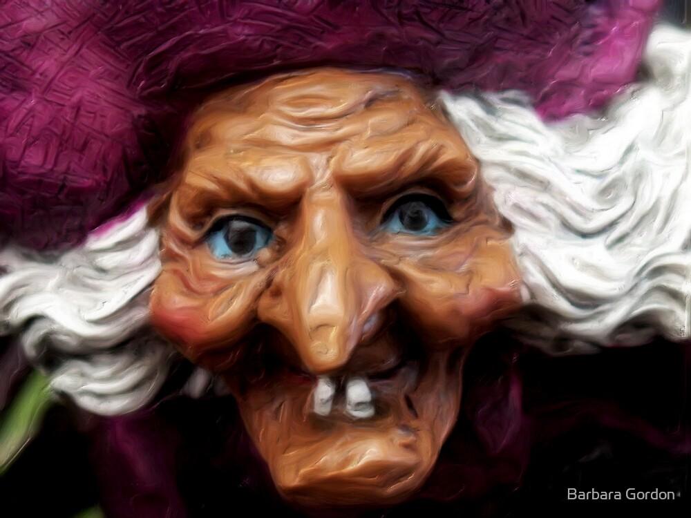 Witch by Barbara Gordon