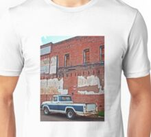Closed Down Boarded Up Unisex T-Shirt