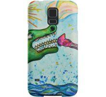 The Chameleon Wins Samsung Galaxy Case/Skin