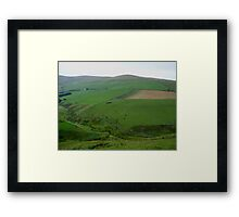 Eddleston Cows Framed Print