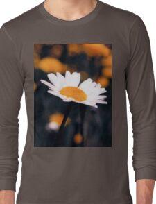 A Daisy Alone Long Sleeve T-Shirt