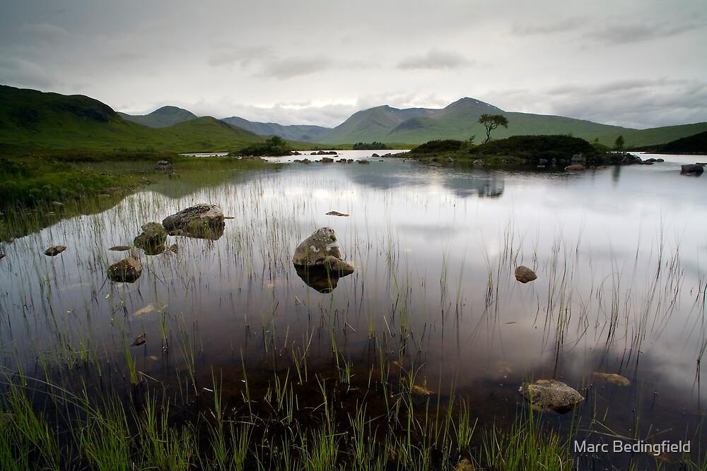 Rannoch Moor by Marc Bedingfield