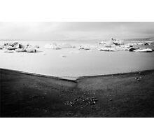 Iceland Ice II Photographic Print