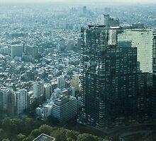 Tokyo Sprawl by Gareth Pugh
