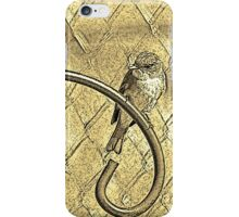 Yellow-bellied Flycatcher iPhone Case/Skin