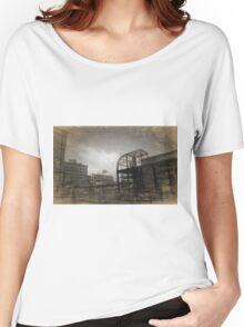 St Paul Farmers Market Women's Relaxed Fit T-Shirt