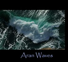 Aran Waves by Orla Flanagan