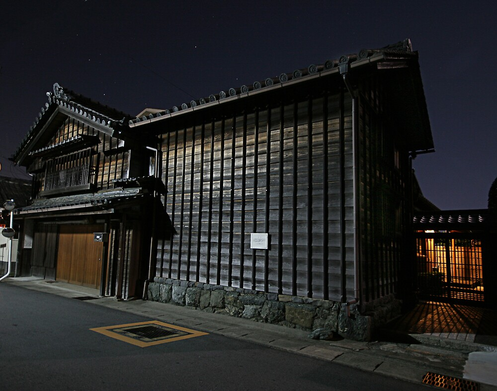 Edo House, Kawasaki St, Ise-Shi, Mie by Trishy