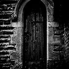 Church Door by PaulHealey