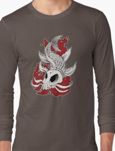 Blood in the Water Long Sleeve T-Shirt