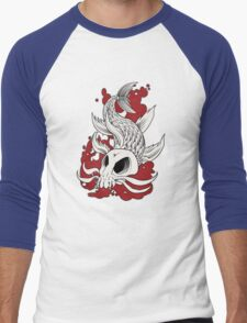 Blood in the Water Men's Baseball ¾ T-Shirt