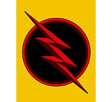 Reverse Flash/Professor Zoom Photographic Print