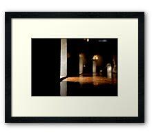 Purgoô Framed Print
