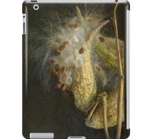Soft as a Whisper iPad Case/Skin