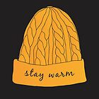 Stay warm  by Rin Rin