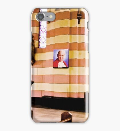 He saint John Paul II. iPhone Case/Skin