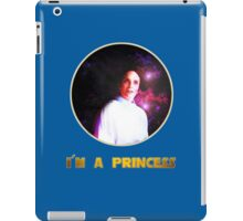 I'M A PRINCESS! iPad Case/Skin