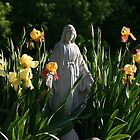 Blessed Mary in the Morning Flowers by John Carpenter