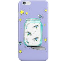 """Fireflies"" iPhone Case/Skin"