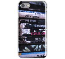 vinyl life 2 iPhone Case/Skin