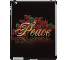 Peace for Christmas iPad Case/Skin