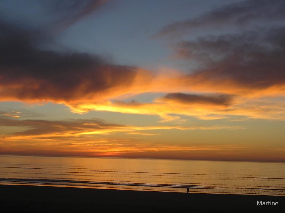 Sunrise by Martine