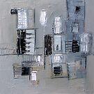 "ART by bec ""Urban Construction"" by ARTbybec"