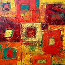 """ART by bec """"Boxes in Boxes"""" by ARTbybec"""